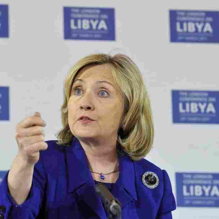 Secretary Clinton To Brief Congress On Libya Mission