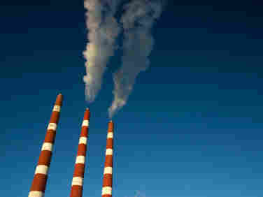 The Senate is expected to vote today on a House-passed measure that would block the Environmental Protection Agency from regulating greenhouse gases.