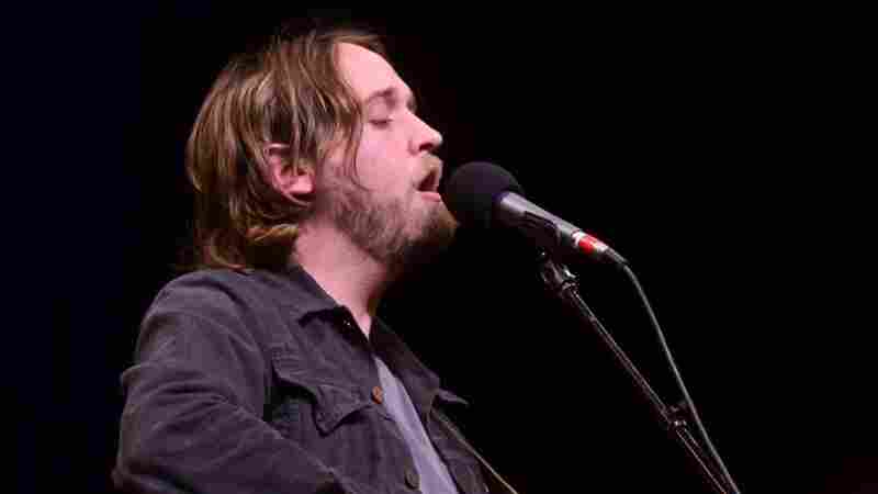 Hayes Carll On Mountain Stage
