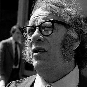 Isaac Asimov was born in Belarus in 1920 and moved to Brooklyn with his family at the age of 3. He worked as a professor of biochemistry at Boston University and won numerous science-fiction awards for his writing.