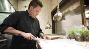 Mike Isabella appears in tonight's finale of Top Chef.