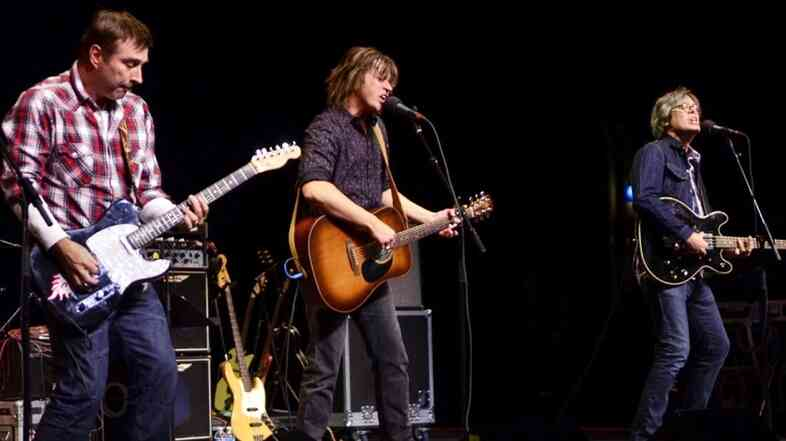 The Old 97s performed on Mountain Stage.