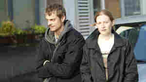 Joel Kinnaman and Mireille Enos star in The Killing, a new AMC drama based on a Danish miniseries.