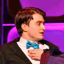 Daniel Radcliffe Suits Up For 'How To Succeed'