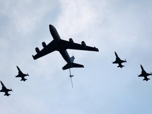 Congress continues budget cut negotiations this week, but the fate of military spending remains a controversial issue.