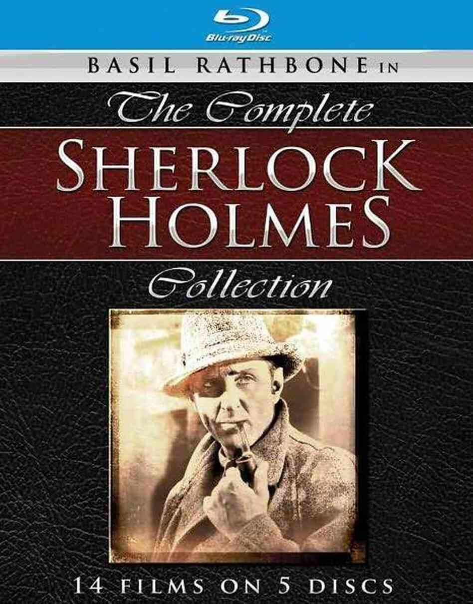The set Sherlock Holmes: The Complete Collection.