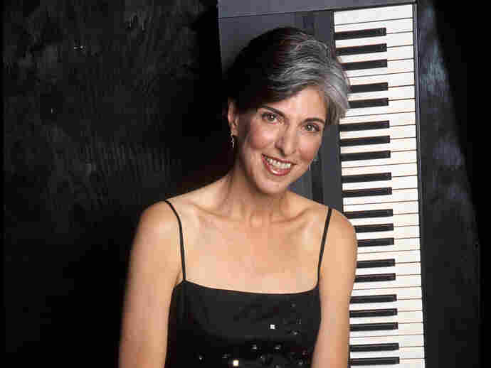 "Marcia Ball infuses ""Everybody's Looking for the Same   Thing"" with Texas twang and a bluesy, rollicking piano style."