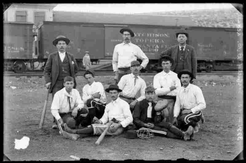 Scofield Baseball team