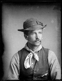 George Edward Anderson, circa 1890