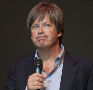 Dave Barry performs at the South Beach Comedy Festival in January 2009.