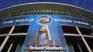 The men's Final Four will be planed at Reliant Stadium in Houston.