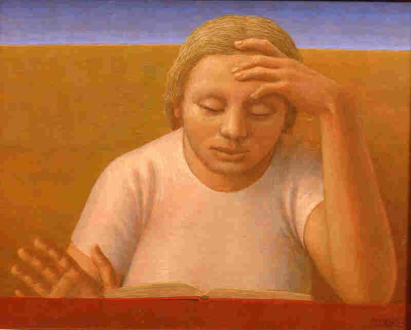 Girl Reading, 2003