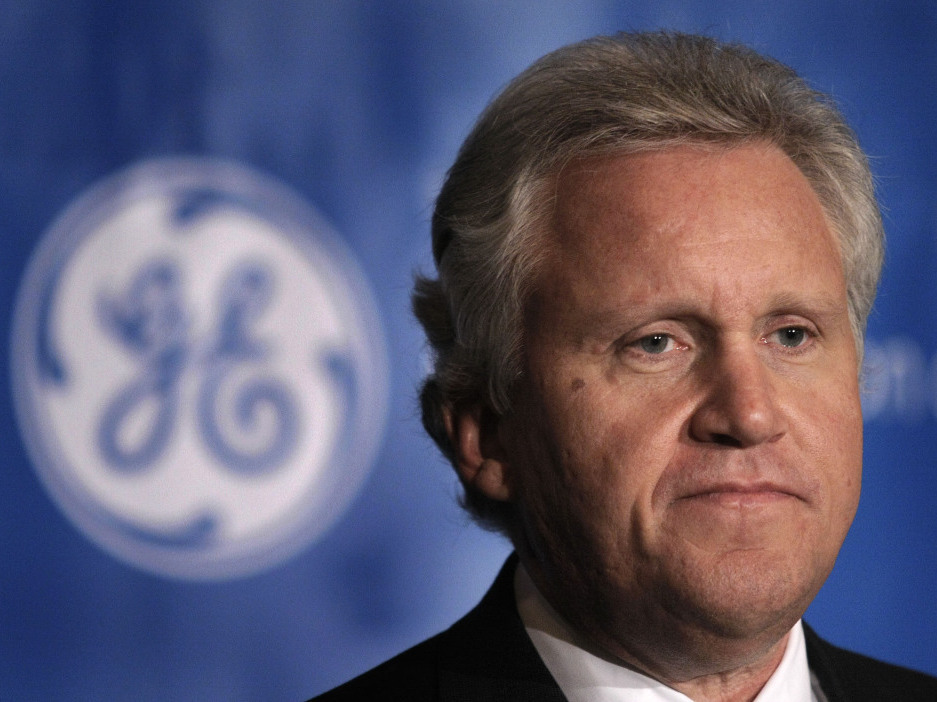 general electric from jack welch to jeffrey immelt harvard case solution analysis General electric: from jack welch to jeffrey immelt general electric–thermocouple manufacturing (a) general electric vs westinghouse in large turbine generators (a.