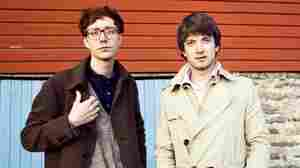 The Kings of Convenience performed on Mountain Stage in 2000.