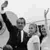 At Nixon Library, A Raw Look At A Disgraced Leader