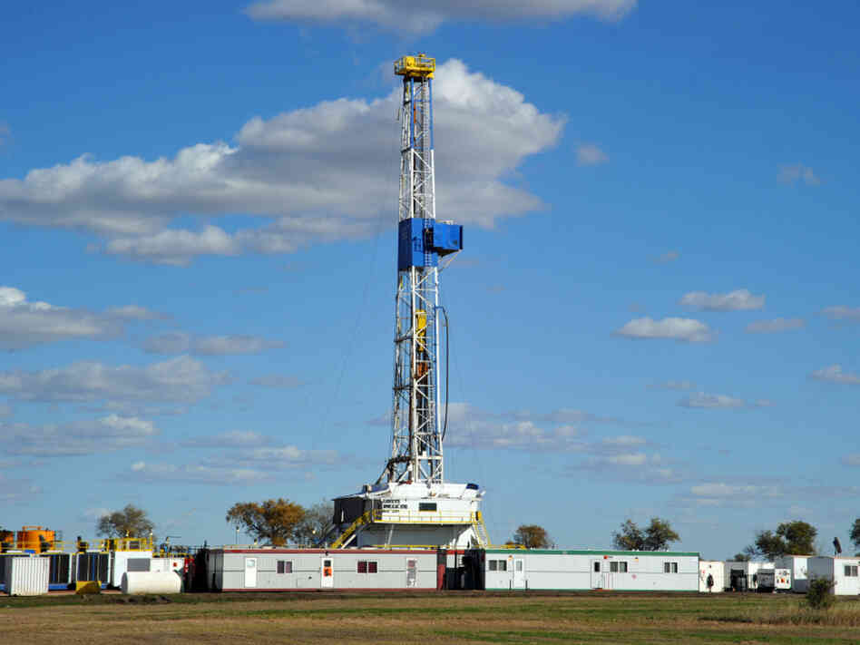 Tracking Oil And Gas Rigs In The U.S. (Yes, There's An App ...