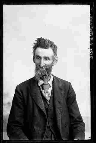 F. P. Whitmore, town marshal and butcher, Springville, Utah, circa 1895