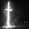 Ku Klux Klan rally in North Carolina in the early 60s.