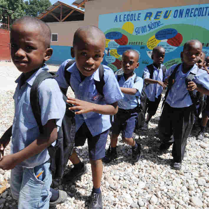 Education A Top Issue For Voters In Haiti