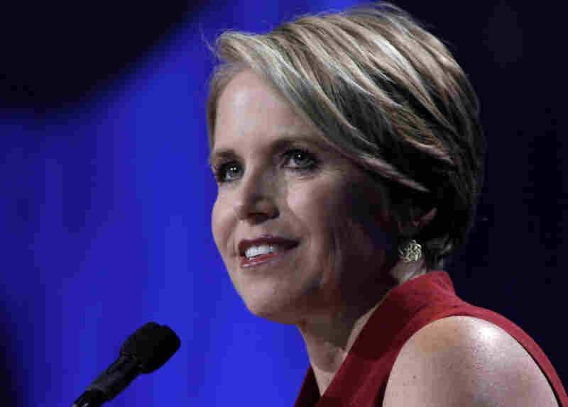 Katie Couric, seen here in 2009, is planning her exit from the CBS Evening News.