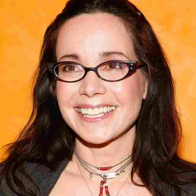 Janeane Garofalo is the co-author of the book Feel This Book.