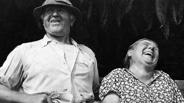 Make 'em laugh. (Library of Congress via Flickr )