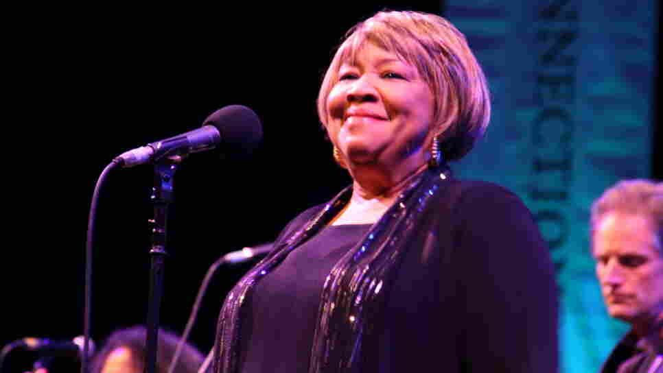 Mavis Staples performed at the 2011 Celtic Connections Festival in Glasgow, Scotland.
