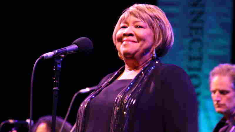 Mavis Staples On Mountain Stage