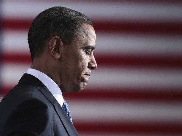President Obama, April 1, 2011. (AP)