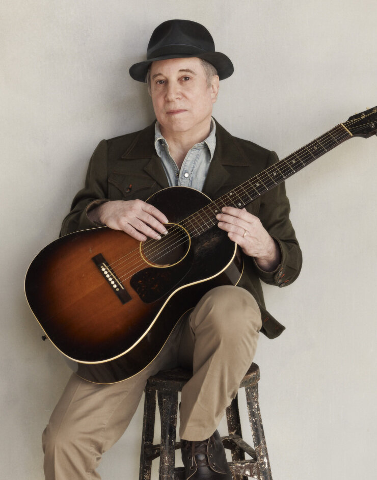 Paul Simon: Back In 'Graceland' With 'So Beautiful' : NPR