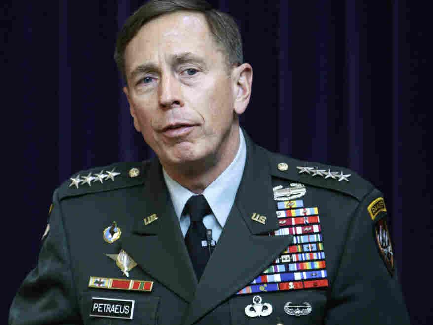 Gen. David Petraeus.