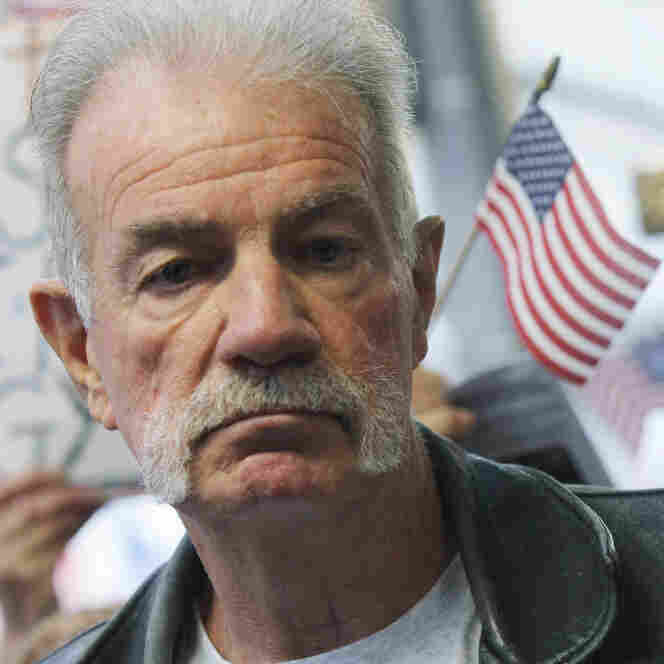 Terry Jones (Nov. 16, 2010, file photo).