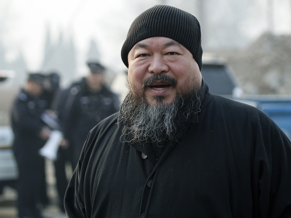 Ai Weiwei is a prolific tweeter – including  tweeting the three occasions last week police visited his Beijing studio,  complete with photos