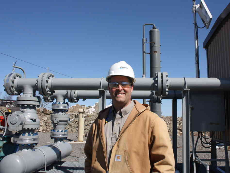 Nuclear Woes Could Propel Quest For Natural Gas Npr
