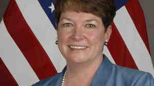 US ambassador to Ecuador Heather Hodges.