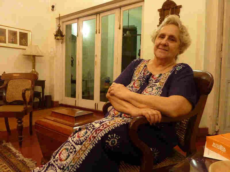 Flower Silliman, 81, is the memory keeper of Calcutta's dwindling Jewish population.