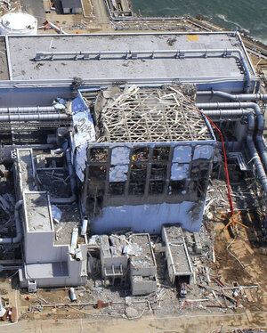 The facilities at the Fukushima Dai-ichi nuclear power plant were designed to withstand strong earthquakes and tsunamis, but not to the strength and size experienced on March 11.