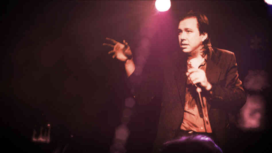 Motion capture: Making a virtue of necessity, American uses  stylized photo-animation to profile the late Bill Hicks, whose early career wasn't much documented.