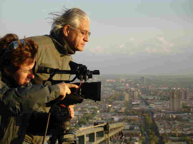 Patricio Guzman is a Chilean documentary filmmaker. His other films include Salvador Allende and Le Cas Pinochet.