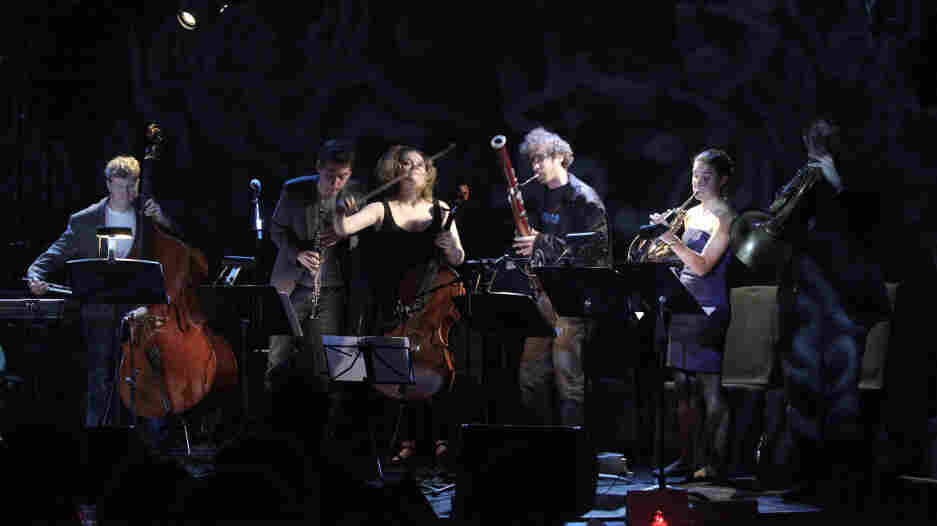 Members of Ensemble ACJW will perform Steampunk, a new piece written for them by David Bruce.