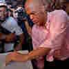 Novice Politician, Pop Star Haiti's President-To-Be