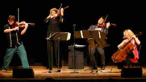 At WQXR's Greene Space, Ethel plays a bracing mix of music by Julia Wolfe, Dohee Lee, Pamela Z and others.