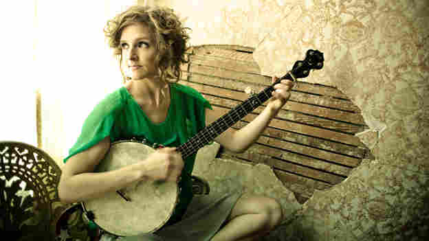 Abigail Washburn recently performed on World Cafe.