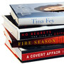 The life of Edith Piaf; Tina Fey's Zingers; Julia Child as an OSS spy; a memoir of the wilderness.