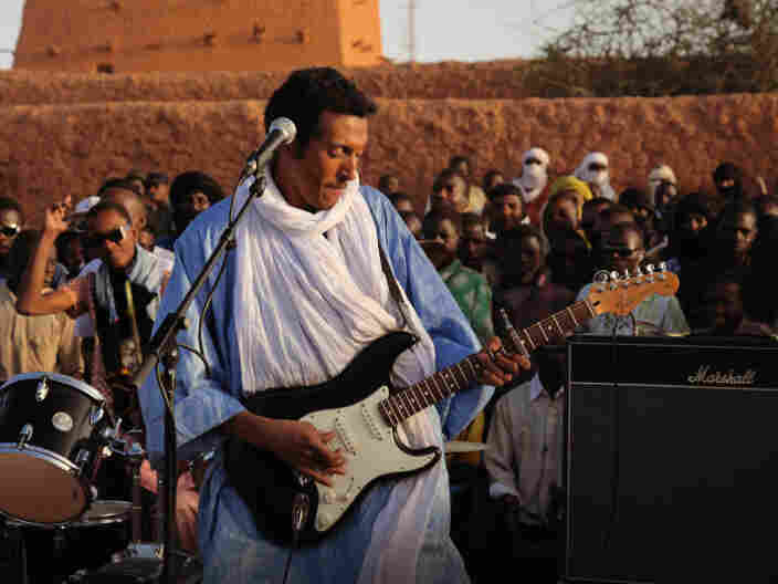 Tuareg guitarist Bombino's album will be released on April 19 in the U.S.