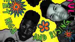De La Soul's landmark 1989 album 3 Feet High And Rising is among the recordings added to the Library of Congress this year.