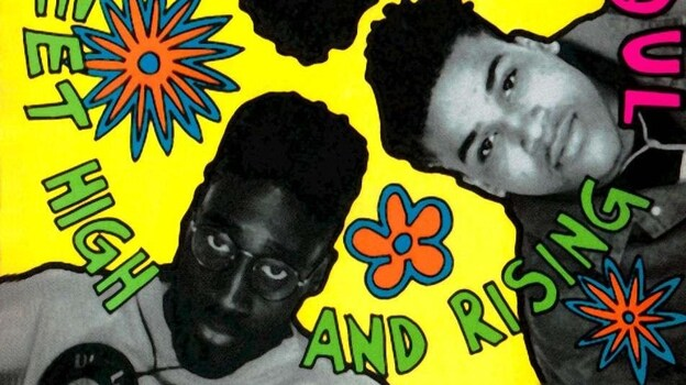 De La Soul's landmark 1989 album 3 Feet High And Rising is among the recordings added to the Library of Congress this year. (Courtesy of the artist)