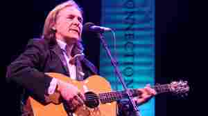 Dougie MacLean performed at the 2011 Celtic Connection Festival in Glasgow, Scotland.