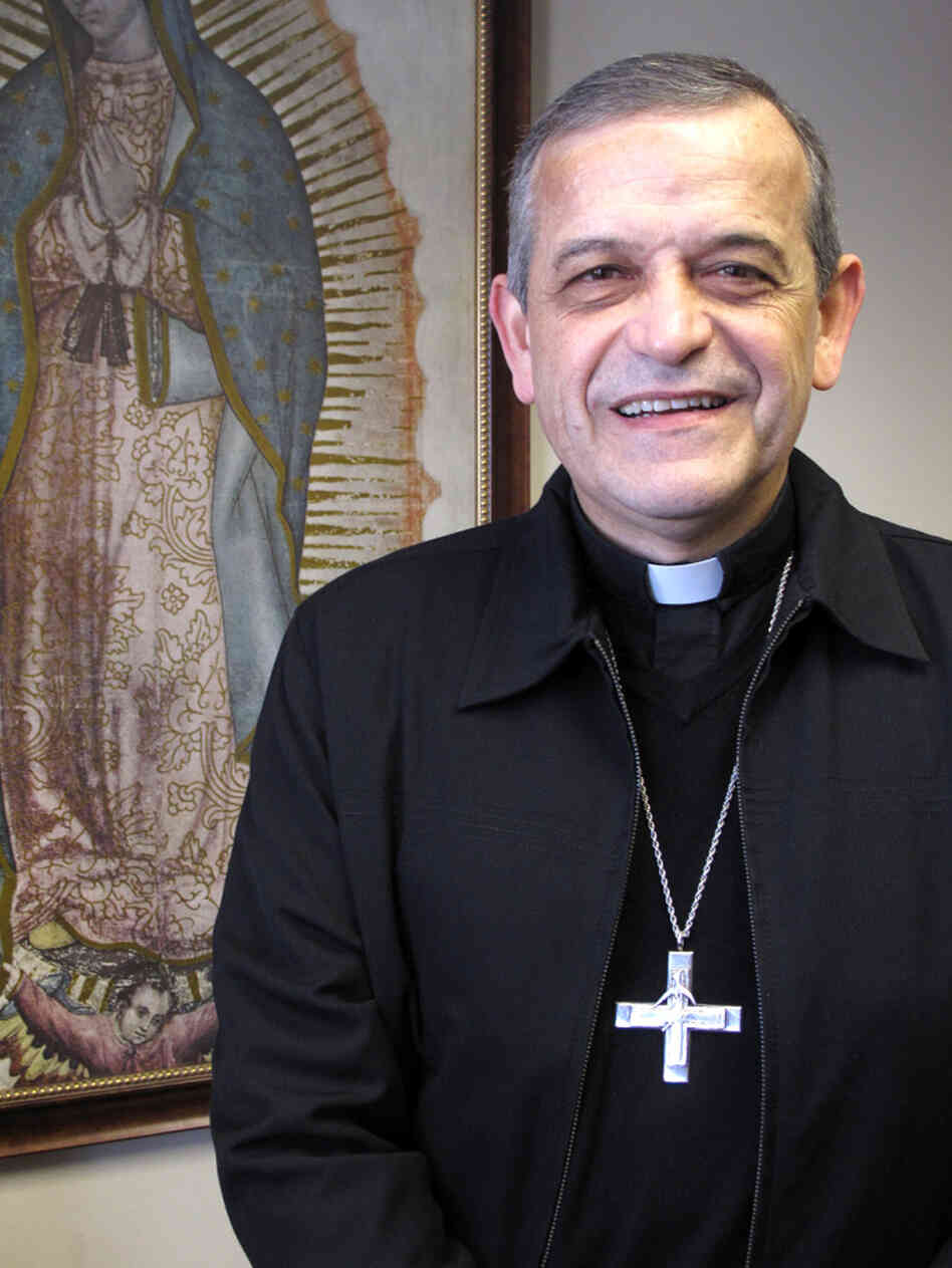 "Eusebio Elizondo, the church's ""devil's advocate,"" is supposed to find weaknesses in the  alleged miracle."