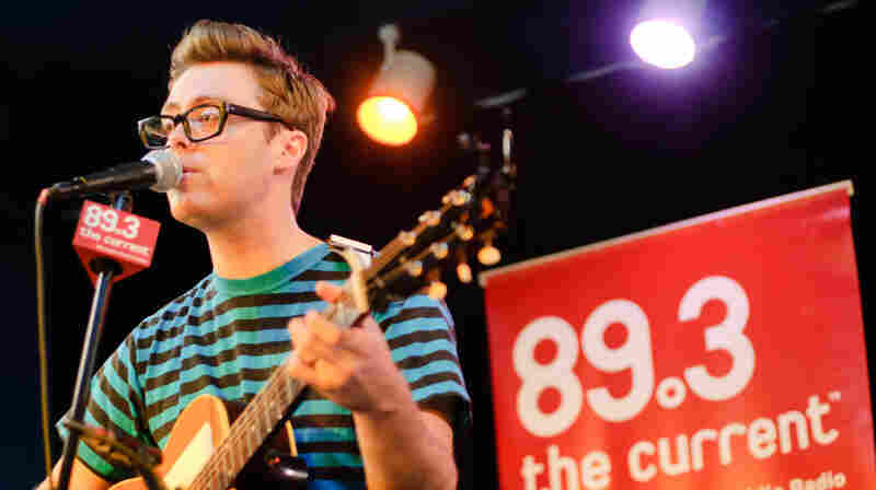 Jeremy Messersmith recently performed three songs on Minnesota Public Radio's The Current.
